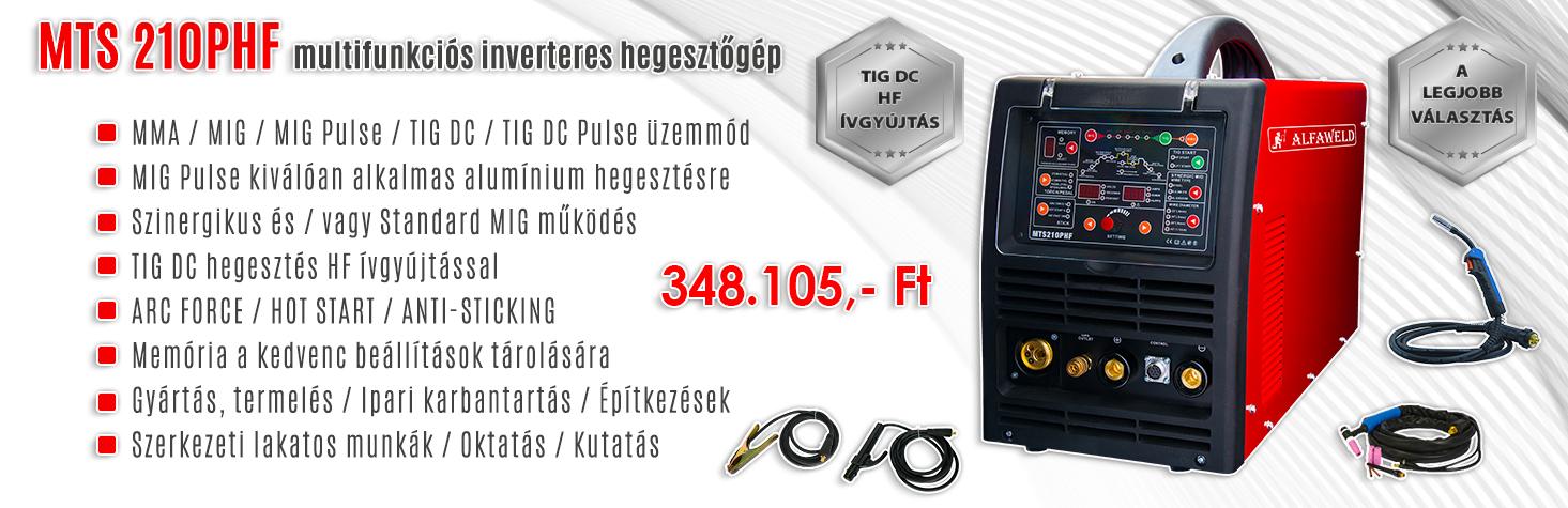 Jasic TIG AC/DC inverteres hegesztőgép