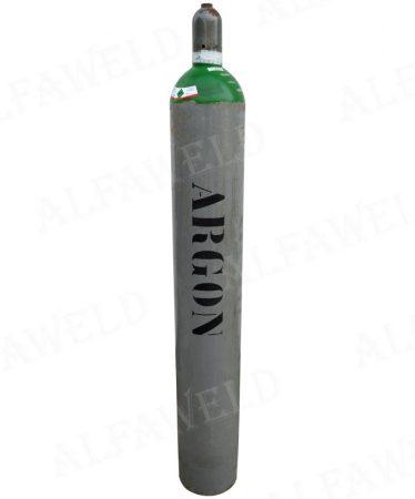 Argon töltött gázpalack 10,7m3