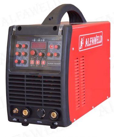 Super TIG 400P DC inverteres hegesztőgép