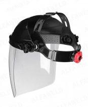 Homlokpántos arcvédő FM01
