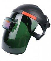 Homlokpántos arcvédő heg.lcd szemüveggel FF02
