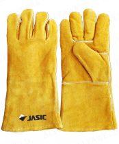 Hegesztőkesztyű Jasic aranysárga bőr hőálló