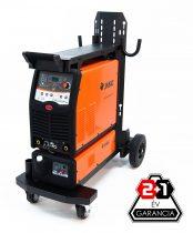 Jasic TIG 400P (W32203) - DC AWI inverteres hegesztőgép+hegesztőkocsi+vízhűtő