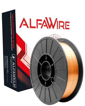 Huzalelektróda ALFAWIRE SG2 0,8mm/5kg